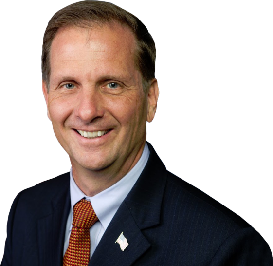 Congressman Chris Stewart headshot.